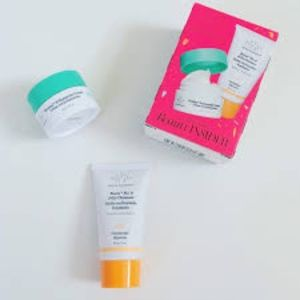 DRUNK ELEPHANT MOISTURIZER AND CLEANSER SET